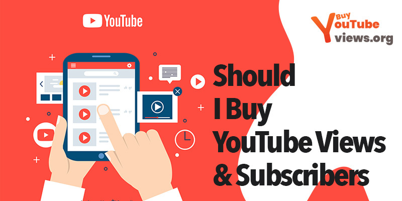 Buy YouTube Views and Subscribers